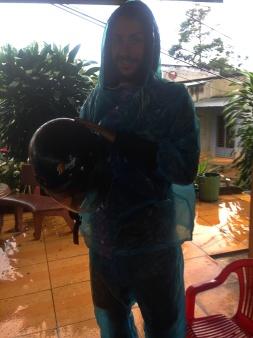 Tenue de pluie