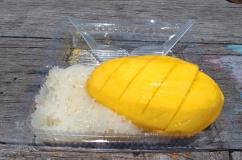 Mango rice - thailand's