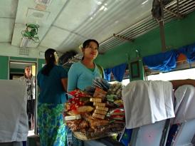 Train Asie