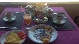 Petit déjeuner - Sri Lanka