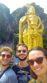 JB en Malaisie