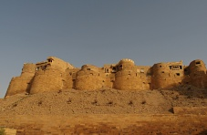 Désert Jaisalmer - India