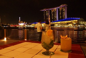 Cocktails Singapour