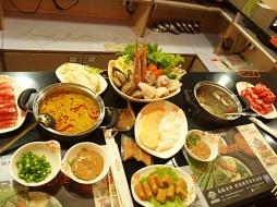 Nourriture Asie