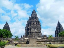 Prambanan - Indonésie