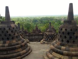 Borobudur - Indonésie