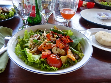 Salade fraîche - Asie