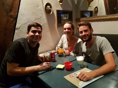 Couchsurfing Robert - Santiago du Chili