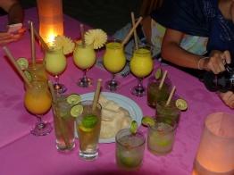 Cocktails Happy Hour - Indonésie