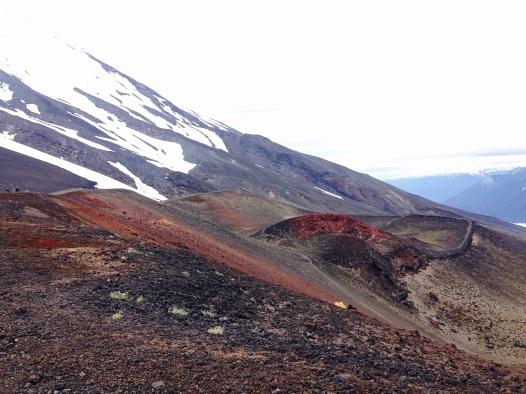 Chile, Volcan osorno 2