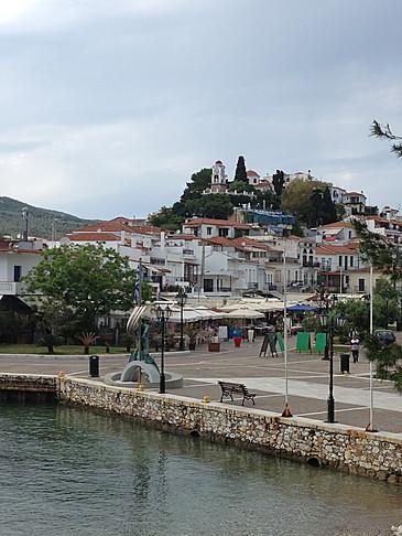 Skiathos city