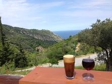 Vin monastère - Skiathos