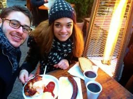 Jarret et saucisse à la bière - Prague