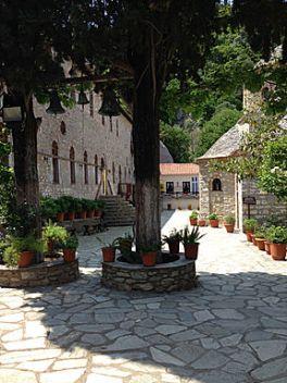 Monastère Evangelistria