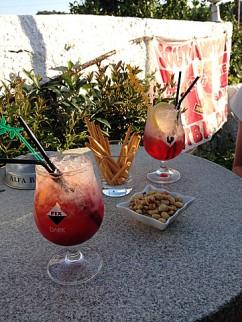 Cocktail Captain Nikos - Skiathos