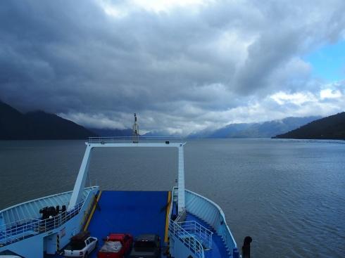 Ferry vers Chaiten