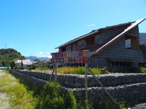 Musée à ciel ouvert : éruption Volcan Chaiten