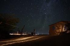 San Pedro de Atacama by night