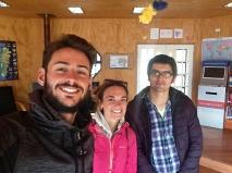 Luis de la bibliothèque - Puerto Rio Tranquilo au Chili