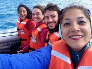 Puerto Rio Tranquilo - Chili