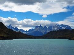 Lago Pehoe - Torres del Paine