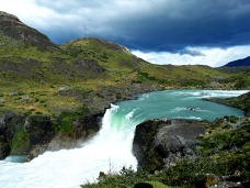 Salto Grande et Salto Chico - Torres del Paine