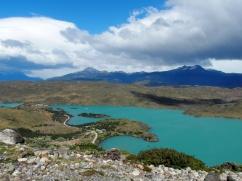 Mirador Los Condores - Torres del Paine