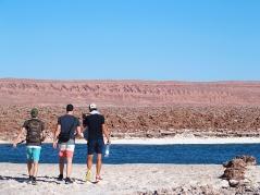 Lagunas Escondidas / Jojo et Clem au Chili