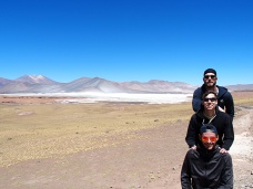 Piedras Rojas : Mirador 1 / Jojo et Clem au Chili