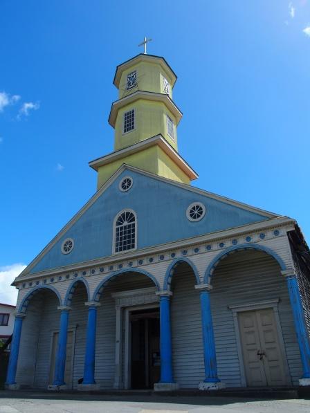 Eglise de Chonchi
