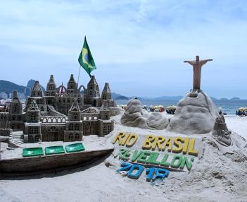 Copacabana- Rio de Janeiro