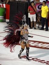 Carnaval d'Encarnacion - Reine