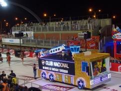 Carnaval d'Encarnacion - Char Club Nacional