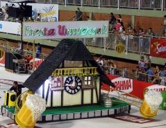 Carnaval d'Encarnacion - Char Cerveza Fiesta