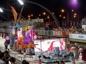 Carnaval d'Encarnacion - Char Game of Thrones