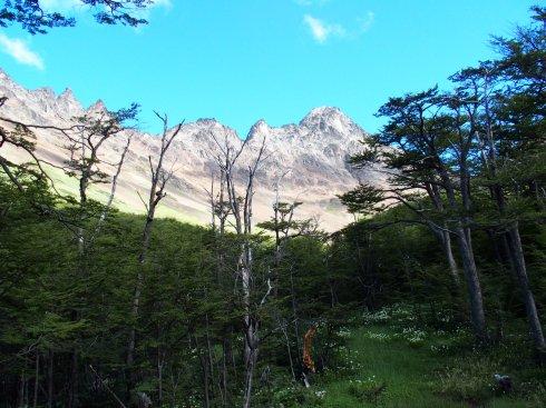 Trek Laguna Calminante - Ushuaia