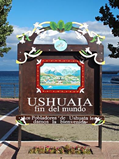 Fin del mundo - Ushuaia